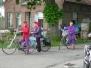 2013 11 juni Fietsen met chapter uit Wieringen